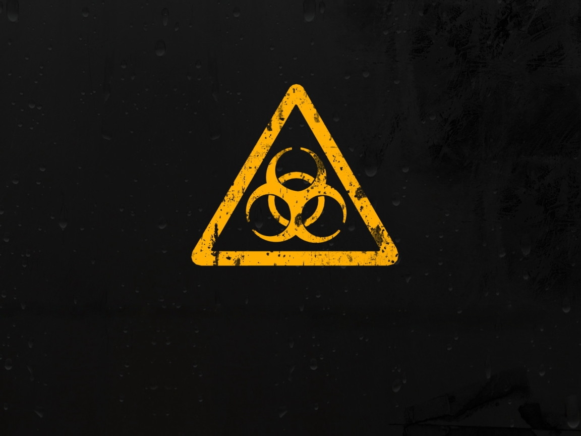 Drawn wallpapers biohazard 005795
